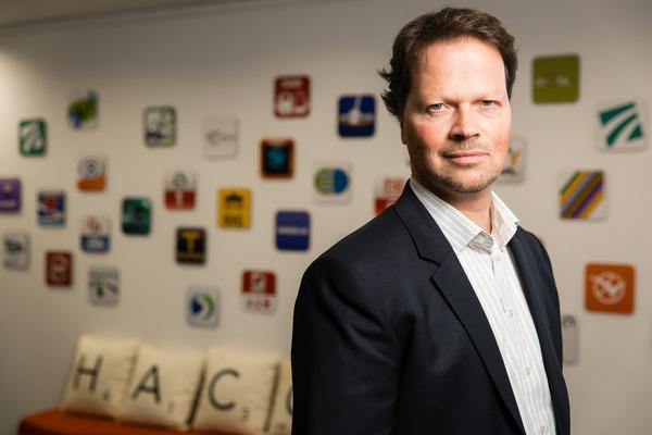 Michael Frankenberg, geschäftsführender Gesellschafter der HaCon Ingenieurgesellschaft mbH
